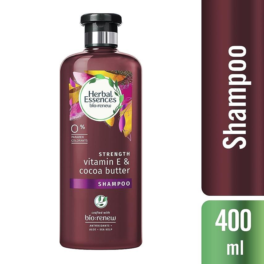 チロ描写残酷ハーバルエッセンス ビオリニュー 髪を補強して本来の美髪へ ビタミンE&ココアパウダー シャンプー