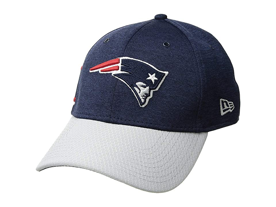 New Era - New Era 39Thirty Official Sideline Home Stretch Fit - New England Patriots