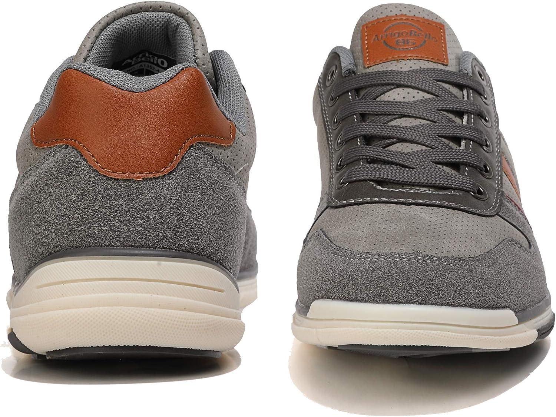 AX BOXING Freizeitschuhe Herren Sneaker Walkingschuhe Berufsschuhe Wanderschuhe Trainers Gr/ö/ße 41-46