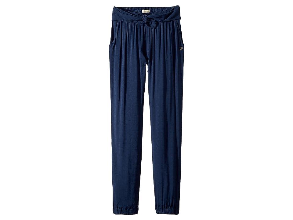 Roxy Kids Aloha Pants (Big Kids) (Dress Blues) Girl