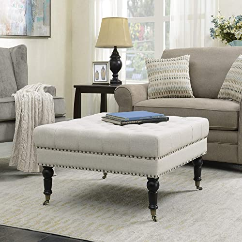 Upholstered Ottoman Coffee Table 3