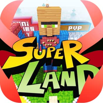 Superland and Super Town Maps