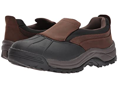 Propet Blizzard Slip-On (Brown/Black) Men