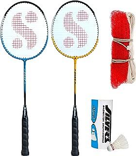 Silver's SIL-Drive-Combo-6 Aluminum Badminton Set