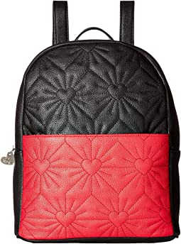 Backpack with Crossbody