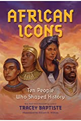 African Icons: Ten People Who Shaped History (English Edition) Formato Kindle