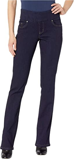 Mila Boot Pull-On Jeans in Twilight