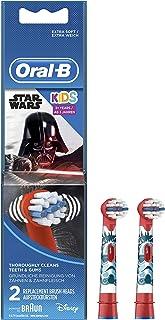 Oral-B Çocuklar İçin Diş Fırçası Yedek Başlığı Star Wars 2 adet