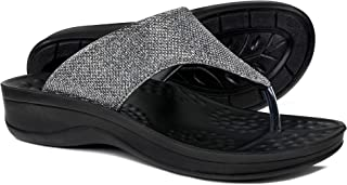Comfortable Orthopedic Arch Support Flip Flops and Sandals for Women