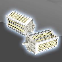 R7S LED 118mm dimbaar 50W lamp 6000k cool wit 5400LM J118 Dubbele eindigde J type LED schijnwerper equivalent 500W halogee...