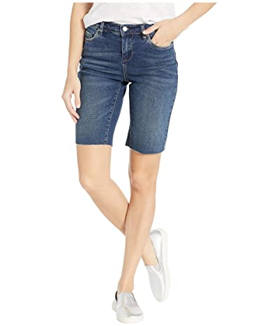 Blank NYC Bermuda Denim Shorts in Bayou Blues (Bayou Blues) Women