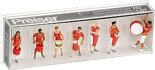 Preiser 24626 Samba Drumming Group Package(7) HO Model Figure