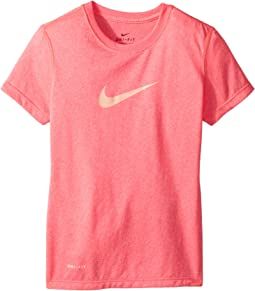 Nike Kids Legend S/S Top (Little Kids/Big Kids)