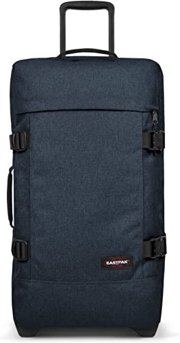 Eastpak Tranverz M Valise, 67 cm, 78 L, Bleu (Triple Denim)