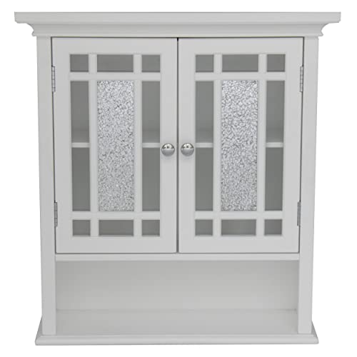 Wall Bathroom Cabinets With Doors And Shelves Amazon