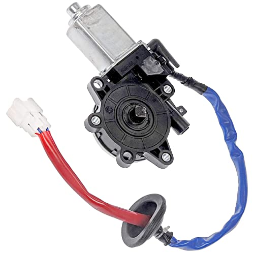 apdty 853634 power window lift motor front left/driver side for 2003-2007  nissan