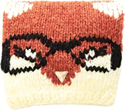 Fox Knit Cap with Jewels (Little Kids/Big Kids)