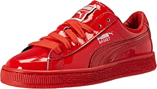 Best basket patent leather lace up sneakers Reviews