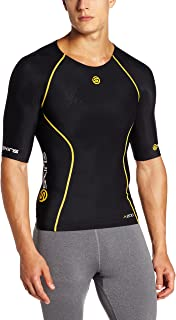 SKINS A200 Men's Short Sleeve Compression Top