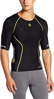 SKINS A200 Men's Short Sleeve Compression Top