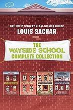 The Wayside School 4-Book Collection: Sideways Stories from Wayside School, Wayside School Is Falling Down, Wayside School...
