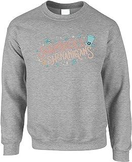 Shamrocks and Shenanigans Jumper Sweatshirt Sweater
