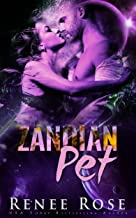 Zandian Pet: An Alien Warrior Romance (Zandian Masters Book 7)