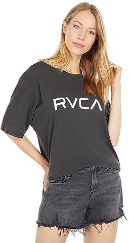 Big RVCA Short Sleeve Tee
