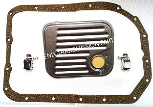 4L80E Transmission Filter Kit with A B Shift Solenoids 1991-1996