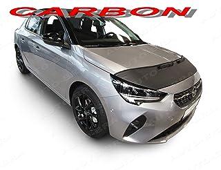 CARBON Optik Opel Frontera BRA Steinschlagschutz Haubenbra Tuning