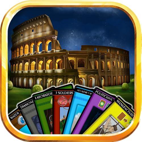 Mystic Mircles (7 wonders game)