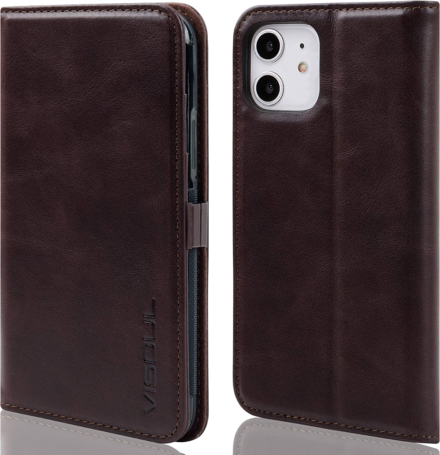 VISOUL iPhone 11 Case Mail order Wallet with Women and Men Holder for Max 86% OFF Card