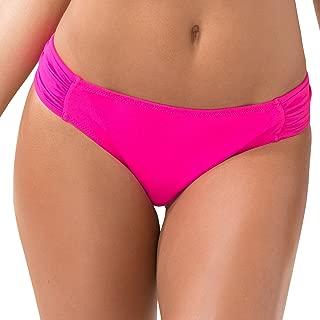 Best pink ruched cheeky bikini Reviews
