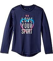 Under Armour Kids Love Your Sport Long Sleeve (Little Kids)