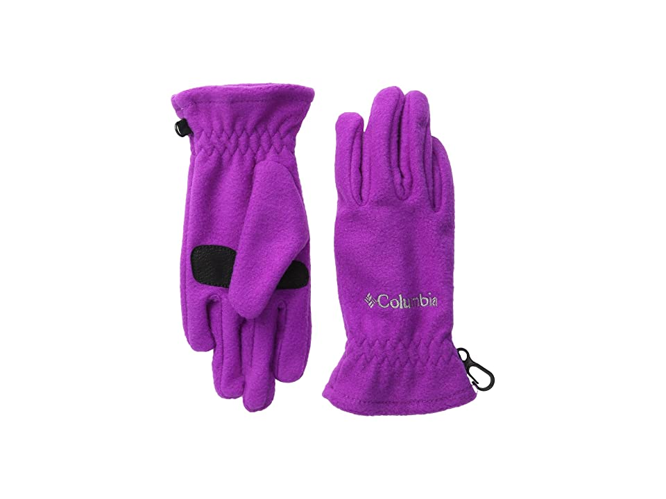 Columbia Kids Thermaratortm Glove (Big Kids) (Bright Plum) Extreme Cold Weather Gloves