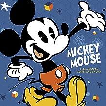 2018 Mickey Mouse Mini Calendar (Day Dream)