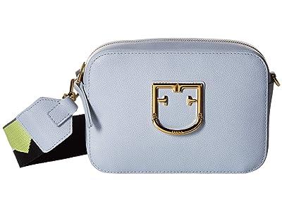 Furla Brava Mini Crossbody (Violetta) Handbags