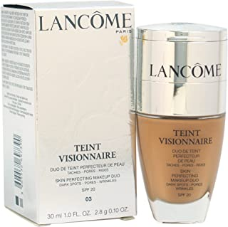 Lancome Teint Visionnaire Skin Perfecting Makeup Duo, #03 Beige Diaphane, 30ml