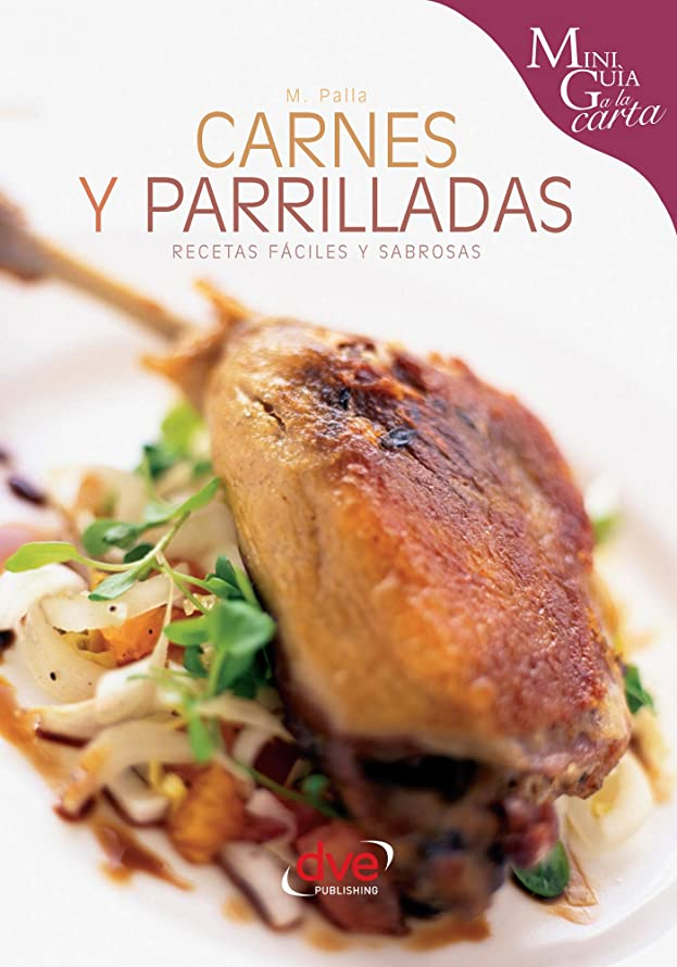 Carnes y parrilladas (Spanish Edition)