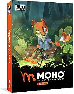 Moho Pro 13.5   ابزار متحرک همه کاره برای حرفه ای ها و هنرمندان دیجیتال   نرم افزاری برای کامپیوتر و سیستم عامل مک