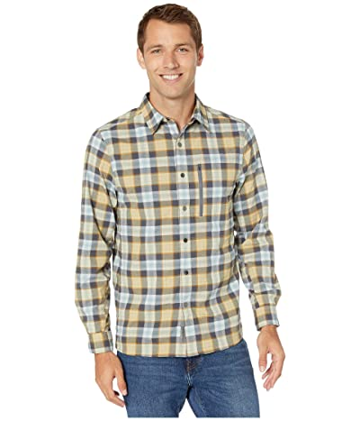 Royal Robbins Thermotech Ren Plaid Long Sleeve (Turbulence) Men