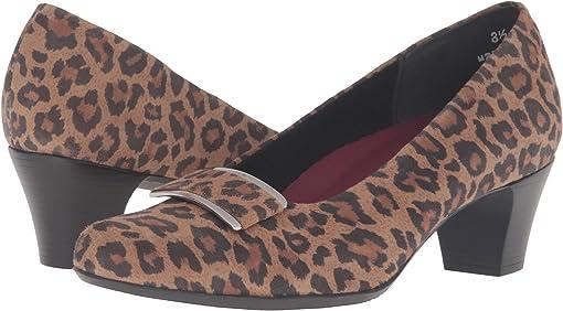 Leopard/Leopard Trim