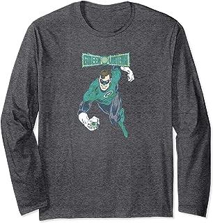 Green Lantern Desaturated Longsleeve T Shirt Long Sleeve T-Shirt