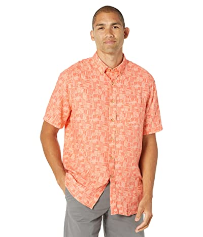 Southern Tide Happy Hour Short Sleeve Sport Shirt