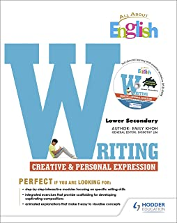 All About English: Writing Creative and Personal Expression for Lower Secondary