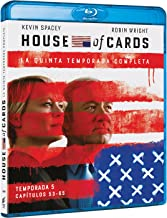 House Of Cards (Tv)- Temporada 5 [Blu-ray]