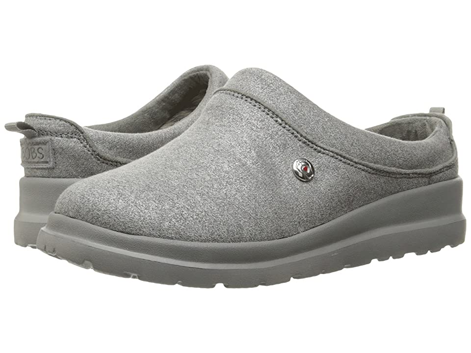BOBS from SKECHERS Cherish Sleigh Ride (Silver) Women