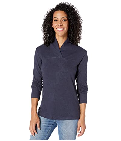 Columbia By the Hearthtm Long Sleeve Pullover (Nocturnal) Women