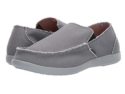 Crocs Santa Cruz (Charcoal/Light Grey) Men