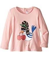 Little Marc Jacobs - Fancy Cherry Modal Long Sleeve Tee Shirt (Infant)